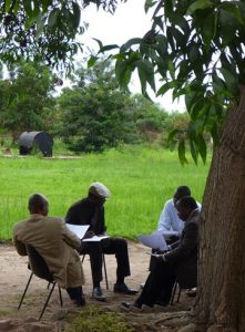 REM consultation Brazzaville