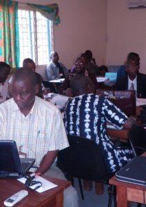 REM training Brazzaville