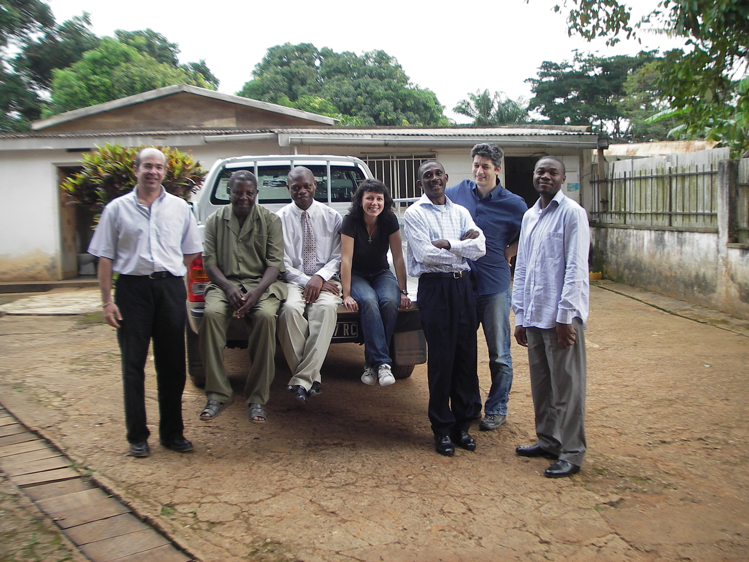 REM Cameroon office