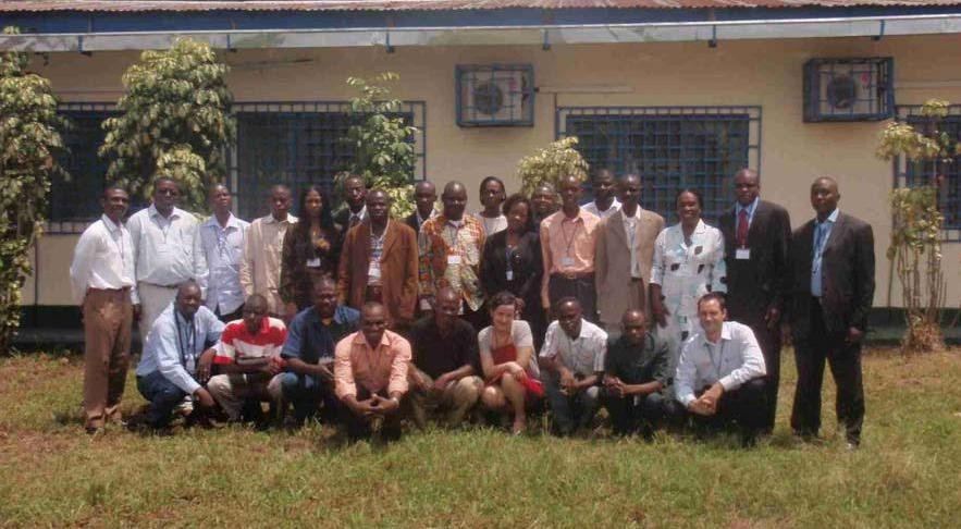 REM workshop Congo